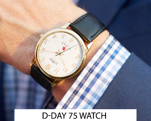 D-DAY 75 Watch