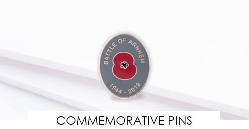 COMMEMORATIVE PINS