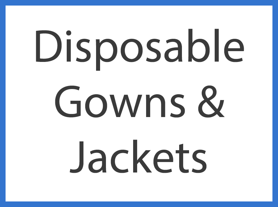 Disposable Gowns & Jackets