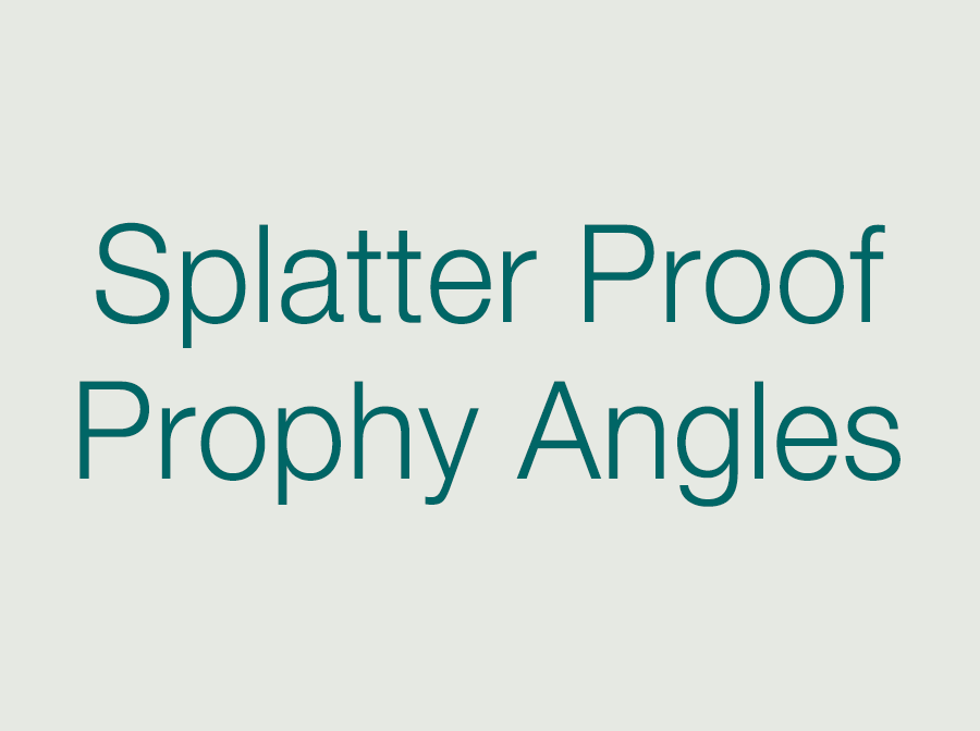 Prophy Angles